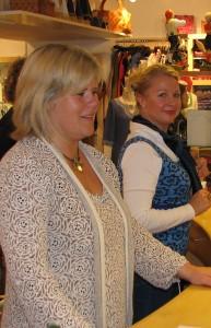 Inger Lise og Katrin